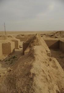 Разкопки на храма на бог Набу, Калху.