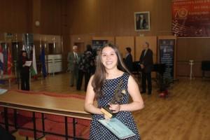 Kristina Yumerska - Grand Prix