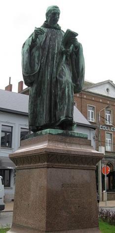 Средновековният летописец Зигеберт