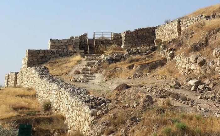 Откриването на Лахишкия храм потвърждава библейската притча