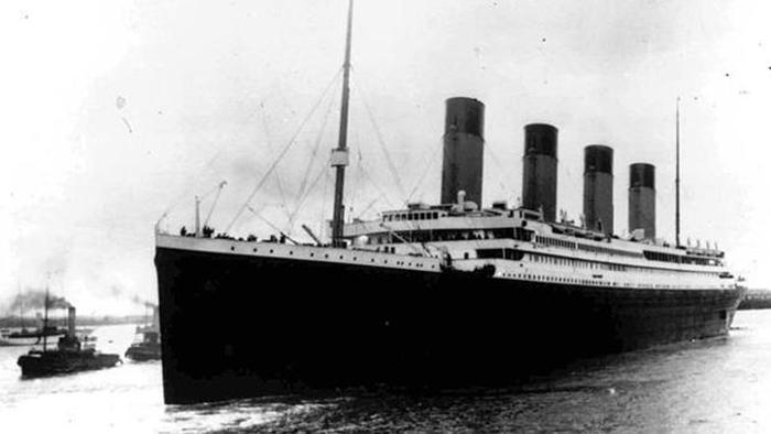 Куриози и трагедии от Титаник