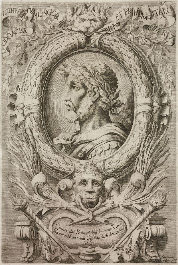 Флавий Одоакър